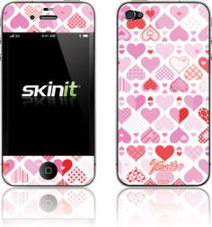 Pink Hearts for Days Skin.$14.99