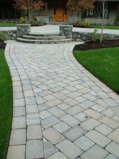 1000 images about paver sidewalk ideas on pinterest
