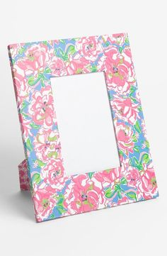 Adorable! Lilly Pulitzer Picture Frame