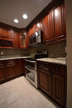 houzz kitchens | Traditional two islands in Franklin Lakes ...