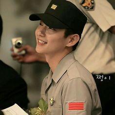 Lee Joon Gi Military