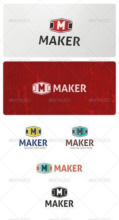 ://jquery.re/pinterest-itmid-1006998684i.html ... Maker Logo Template ...