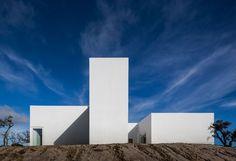 House in Melides by Manuel Aires Mateus. squaredplus.com