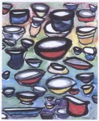Empty Bowls - Oregon