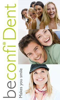 Get #whiterteeth with #BeconfiDent #www.beconfident.com