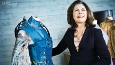 10-Time Oscar Nominee Colleen Atwood on 'Snow White and the Huntsman's' Costume Design (Q