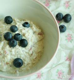 Heute zeige ich euch wie ich am liebsten in den Tag starte: mit Bircher Müsli und Milchkaffee!