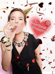 Auch im August haben wir wieder eine besondere Auswahl an Geburtstagsangeboten für dich zusammengestellt! #Q20JahreQVC #HeartbeatofShopping