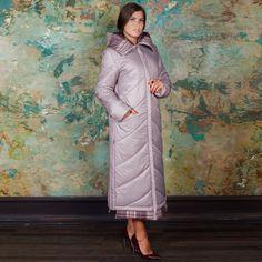Купить Женское длинное пальто Gia (Джиа) по выгодной цене от производителя в интернет-магазине Urban Style Urban Fashion, Raincoat, High Neck Dress, Jackets, Dresses, Rain Jacket, Turtleneck Dress, Down Jackets, Vestidos