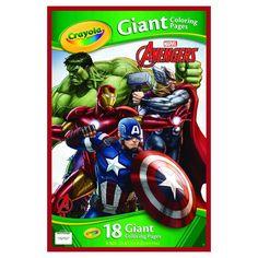 Avengers Coloring Book Target