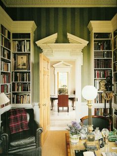 When I own my own house, a personal library will be essential