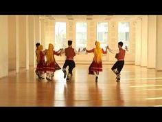 BULGARIAN FOLK DANCE FROM DOBROGEA REGION
