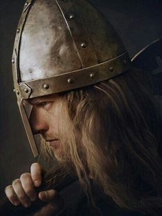 Inspiration for Radbard, king of the 7th-century Swedish colony in Russia and hero of Audra's Quest by Kim Headlee.