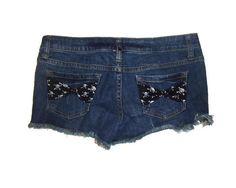 Mossimo Supply Co Denim Shorts Juniors Size 9 #Mossimo #Denim