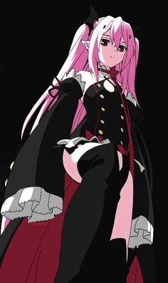 crull - Seraph of the end