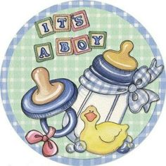 It's a Boy (Laurie Furnell)