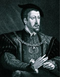 Charles V, grandson of Ferdinand and Isabella, inherited the crown of Spain. However, he also inherited the heir of the Hapsburg empire, which included the Holy Roman Empire and the Netherlands. He controlled both empires under constant warfare since he was trying to suppress the Protestant movement and also had to face the Ottoman forces. Charles V, ended up giving his titles and entered a monastery.