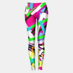 Kola Leggings Custom Leggings, Printed Leggings, Your Style, Unisex, Live, Fashion, Moda, Fashion Styles, Fashion Illustrations