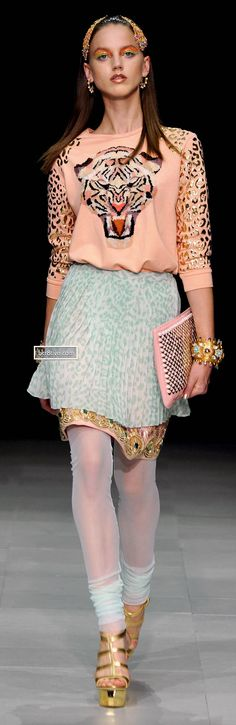 Manish Arora Spring Summer 2013