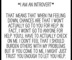 INTORVERT  #Introvert #Quote