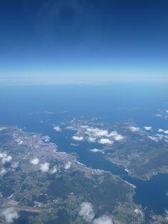 """Vigo(Spain), """"Lufthansa"""" Porto(Portugal)→Frankfurt (Luglio)"""