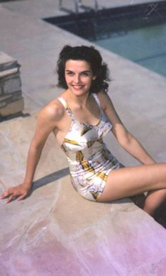 Jane Russell, Hollywood pin up