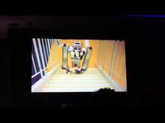 Google owned Schaft unveils new bipedal robot at NEST2016 in Tokyo.