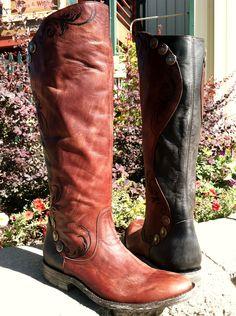 OLD GRINGO PROCELLA  #boots