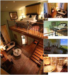Villa Mangiacane (Tom and Trinity's room) - Tuscany days 8-9