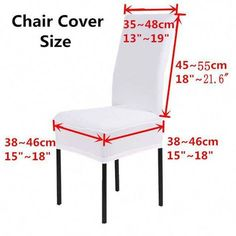 Meijuner Flower Printing Removable Chair Cover Big Elastic Slipcover Modern Kitchen Seat Case Stretch Chair Cover For Banquet-in Chair Cover - Basket Bin - Ideas of Basket Bin Dining Chair Covers, Dining Chair Slipcovers, Furniture Covers, Diy Furniture, Dining Chairs, Room Chairs, Upholstered Chairs, Chair Cushions, Chaise Diy