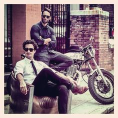 Timothy Oulton is proud to support Hong Kong's Distinguished Gentleman's Ride on 28th September. Dapper chaps and chapesses will be straddling their classic motorcycles for an elegant ride through...