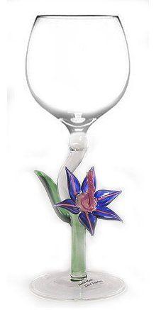 Hand Blown Blue Orchid Wine Glass by Yurana Designs - W17... https://www.amazon.com/dp/B008YL7B3Q/ref=cm_sw_r_pi_dp_x_oyIoyb0P1062J
