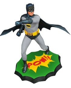 Holy limited edition! 1966 Batman figure from Diamond Select
