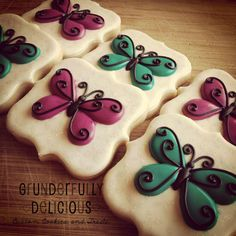 Butterfly | Cookie Connection