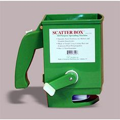 Scatter Box All Purpose Spreading Machine -- You can get more details by clicking on the image.