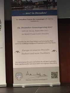 Am vergangenen Wochenende war es mal wieder so weit. Die Genealogen des Landes trafen sich zum Deutschen Genealogentag. Und das ganze in Österreich :) Ja, der Titel der Veranstaltung kann etwas ve…