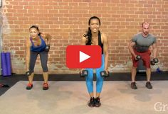 Pump those arms #upperbody #workout http://greatist.com/move/upper-body-strength-workout