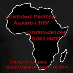 peaceful parenting: The Nuts and Bolts of HIV in the USA and Why Circumcision Won't Protect Men