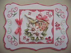 Paper and Fabrics Sjaak van Went uit Hobbydols 95