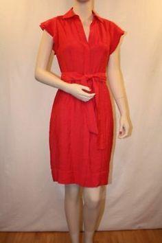 NEW BCBG MAXAZRIA RAYON BLEND CAREER DRESS SIZE 2
