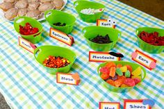 Potpourri Mommy: Mr. Potato Head Birthday Party