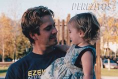 Paul Walker's Daughter Meadow Shares Sweet Photo Of Father In Honor Of His Birthday. Paul who died is a tragic car accident will never be forgotten, especially by his daughter to whom he left his entire fortune... Crazy I didn't even know he had a kid.