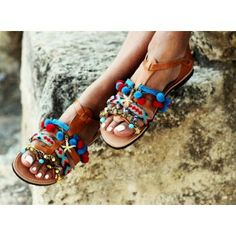 SHOES :: SANDALS :: LUXURY - elinalinardaki.com \\ shoes, jewellery, accessories