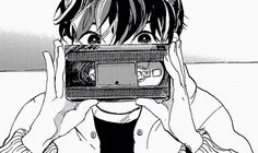 Find images and videos about anime, manga and anime boy on We Heart It - the app to get lost in what you love. Manga Anime, Anime Guys, Anime Art, Anime Monochrome, Ahegao, Manga Cute, Gothic Anime, Japanese Graphic Design, Black And White Aesthetic