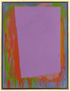 John Hoyland 'Untitled acrylic on canvas, 122 x cm, signed and dated on the canvas overlap. From Alan Wheatley Art Painting Edges, Light Painting, Street Art, Collage, Painter Artist, Texture Art, Conceptual Art, Art Fair, Cool Artwork