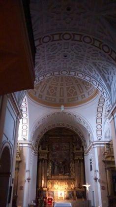 Cúpula da Igreja de Santa Teresa D'Ávila- Espanha