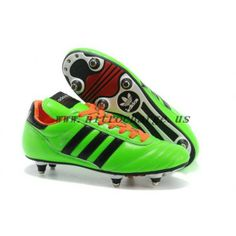 low cost f3a52 7b741 Green Orange Black adidas Copa Mundial SG Soccer Shoes for 2014 World Cup  2013 Soccer Cleats