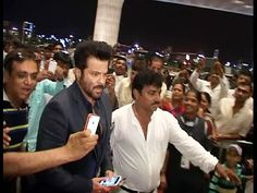 WATCH Anil Kapoor spotted at Mumbai Airport leaving for IIFA Awards 2015 press conference. See the video at : https://youtu.be/bhfyJmx7z-Y #anilkapoor #bollywood #bollywoodnews