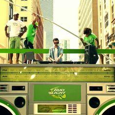 Bud light lime raz ber rita house party commercial happy tv bud light lime block party slip n slide commercial aloadofball Images