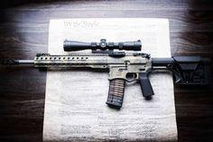 Area53 Rifle and the Constitution of the United States of America!  #ar15news #ar15 #ar10 #igmilitia #gun #tactical #rifle #gunporn #photooftheday #merica #gunsdaily #gunspictures #gunfanatics #sickguns #sickgunsallday #defensemk #weaponsdaily #dreamguns #gunslifestyle #iphonepic #bestgunsdaily #gunsbadassery
